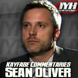 Sean Oliver of Kayfabe Commentaries!